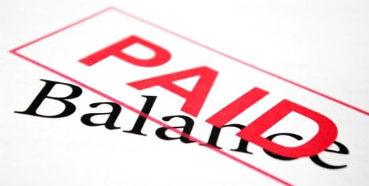 balace paid