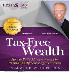 Learn how taxes can make you richer with Tom Wheelwright